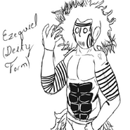 Ezequiel Deity Form