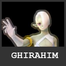 GHIRAHIM ICONE