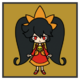 JSSB character preview icon - Ashley