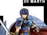 Super Smash Bros. Ultimate (Best Timeline)/Marth