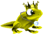 Prince Tadpillow With Chain