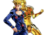 Super Smash Bros. Ultimate x JoJo's Bizarre Adventure