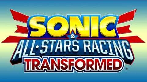 Sonic & All-Stars Racing Transformed Music- Starlight Carnival Act 2 (Sonic Colors) Remix