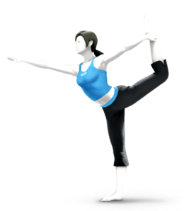 Wii Fit Trainer;