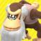 Cranky Kong SMBH