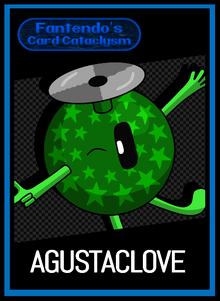 FCC Agustaclove Card