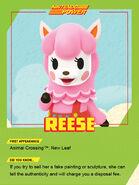 NintendoPowerCard Reese