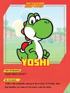 NintendoPowerCard Yoshi