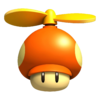 Propeller Mushroom