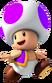 Purple Toadstool
