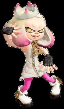 Splatoon 2 Pearl