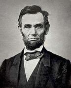 Abraham Lincoln November 1863