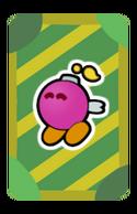Bombette Partner Card