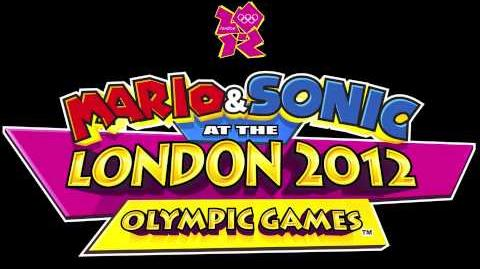Coconut Mall (Mario Kart Wii) - Mario & Sonic at the London 2012 Olympic Games-0