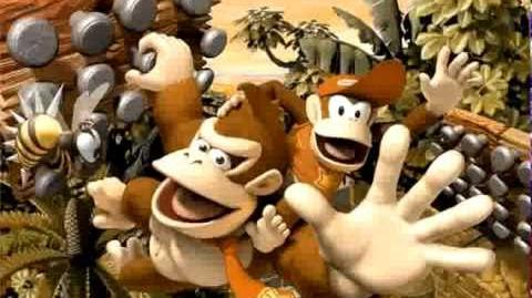 Donkey Kong Country - Jungle Japes Remix