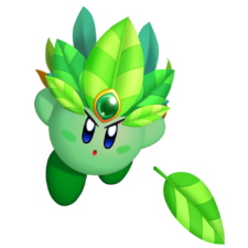 Leaf Kirby3D
