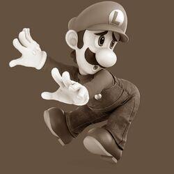 Luigi SSBD