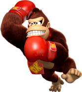 MSOGT Donkey Kong Boxing
