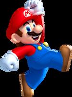 Mario - New Super Mario Bros U