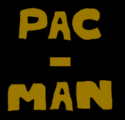 Pac-Man Letters