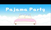 Pajamas title
