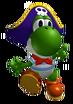 Pirate Yoshi