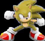 Sonic - recolor 4SSBC