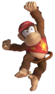 1.6.Diddy Kong's Uppercut