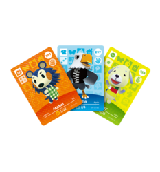 Animal Crossing amiibo Cards - Series 3