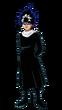 Character - Hiei, Black Coat