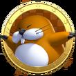 Monty Mole SR Icon
