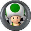 Toad MKG Green
