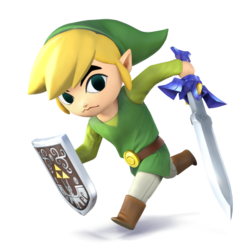Toon Link ws