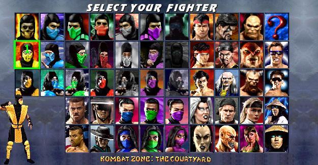 Ultimate Mortal Kombat Trilogy   Fantendo - Nintendo Fanon