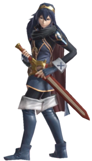 1.2.Lucina Sheathing her sword