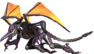 1.7.Meta Ridley flying forward