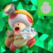 Captain Toad Emerald