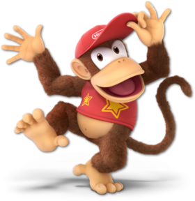 Diddy Kong (Fighter)