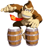 Donkey Kong & Bongos