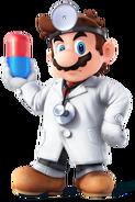 Super Smash Bros. Strength/Dr