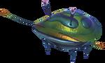 Iridescent Flint Beetle