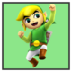 JSSB character preview icon - Toon Link