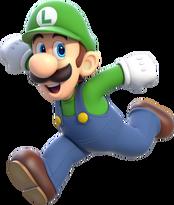 Luigi SSBL