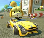 MK8 Isabelle DLC