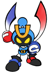 Magnet bomber