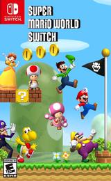 Super Mario World Switch