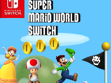 Super Mario World Switch