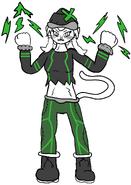 Secretverse Elek-Trode (Sekhmet)