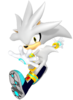 Silver the hedgehog 2017 render by jaysonjean-dbcuew5