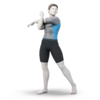 WiiFitTrainer SSBUltimate (Male)